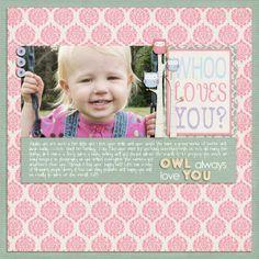 Owl Be Yours - Kit :: Gotta Pixel Digital Scrapbook Store
