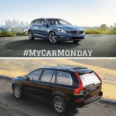 It's #MyCarMonday! Which #Volvo do you currently own or wish you could own?
