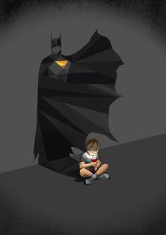 Batboy by Jason Ratliff - East End Prints