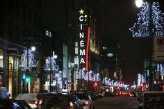 Montreal, Christmas 2013. // © Idolight and Groupe Artea
