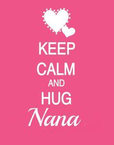 hug nana
