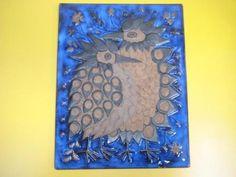 Vintage tegel van beth breyen voor aluminia royal copenhagen denmark wandtegel van beth breyenuit de jaren 60 voor aluminia / royal copenhagen. Het is een stuk deense design midden van de vorige eeuw
