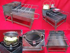 Pompeii stove- man I NEED this