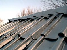 How to Make Shingles and Siding Out of Aluminum Cans, by instructables member robbtoberfest.
