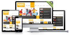 Site Templates - Rumors - News / Magazine Responsive HTML5 Template   ThemeForest