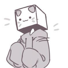Art Drawings Sketches Simple, Cute Drawings, Cute Animal Drawings Kawaii, Kawaii Art, Anime Crafts, Anime Songs, Minecraft Fan Art, Cute Profile Pictures, Hippie Art
