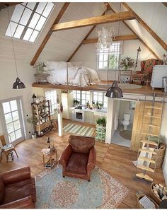 Van Home Layout 445645325631875682 - 26 modèles Home Loft pour vous rêver Source by lordivine Tiny House Movement, Small House Design, Design Your Home, Couples Apartment, Apartment Ideas, Plans Architecture, House Ideas, A Frame Cabin, Modern Farmhouse Decor