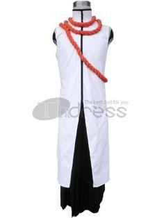 Bleach Cosplay / Bleach Kaname Tousen Arrancar Cosplay Costume / http://www.thdress.com/Bleach-Kaname-Tousen-Arrancar-Cosplay-Costume-p1857.html