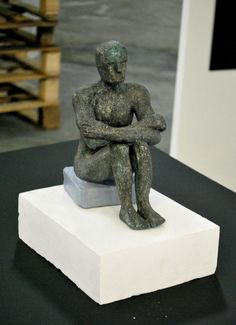 Seated man - Amira
