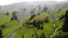 Name: Austrian Alps; Size: 3610 x Category: Mountains. Nature Desktop Wallpaper, Desktop Wallpapers, Austria, Grass, Golf Courses, Nature Photography, Earth, River, Mountains