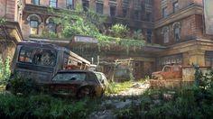 ArtStation - Dead end, Artem Shumnik