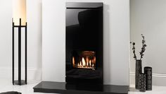 Futura contemporary fireplace