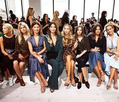 """Pin for Later: Princess Maria-Olympia of Greece Isn't Prince Harry's """"New Lady"""" —She's Our Style Icon And Lily Aldridge Oh, and Hanneli Mustaparta, Harley Viera-Newton, Alexandra Richards, Atlanta de Cadenet, and Laura Love. NBD."""