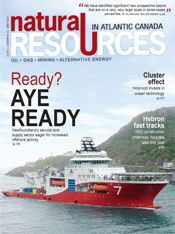 Natural Resources Magazine  March 2013