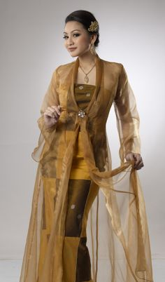 The Traditional Couturier Salidin Sidek from Malaysia