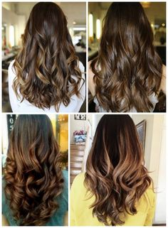 See the most popular hairstyles of 2017 - Man Hair Style Hairstyles Haircuts, Messy Hairstyles, Pretty Hairstyles, Popular Hairstyles, Beliage Hair, New Hair, Love Hair, Gorgeous Hair, Corte Y Color
