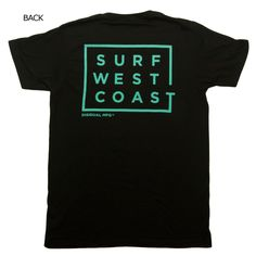 Disidual Surf West Coast