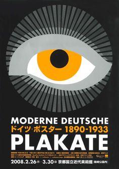 moderne deutsche plakate
