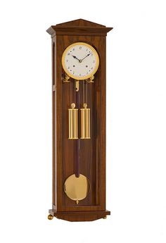 Wall Clock with Week Duration
