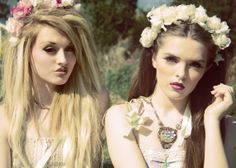 Pink Rose Crown by rougepony on Etsy, £30.00