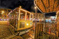San Francisco Cable Car by Mike Filippoff,