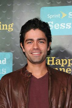 Adrian Grenier arrives at Sprint Sound Sessions at Webster Hall in New York on April 29, 2014. Check out other Celebs Spotted at Webster Hall! http://celebhotspots.com/hotspot/?hotspotid=24214&next=1