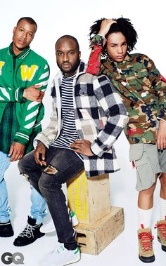 Off-White's Virgil Abloh Is the Creative Director Everyone Wants to Be | GQ