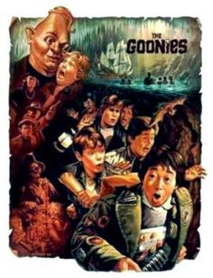 .Goonies Never Say Die!!!!