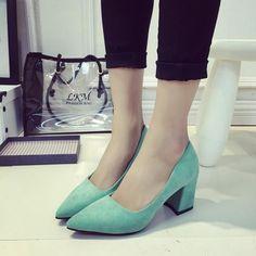 Womens Fun Classic Dress Heels
