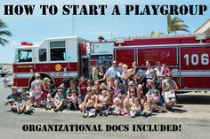 How to start a playgroup