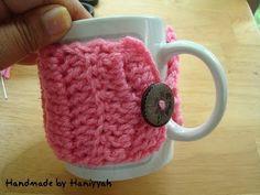 Crochet Pattern for Mug Cozy Tutorial - YouTube