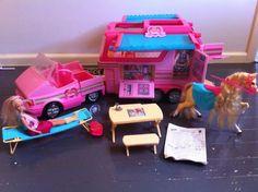 Afbeeldingsresultaat voor barbie 90's horse brown