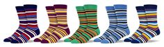 These Soxy Socks are designed to get you compliments. Fast shipping, satisfaction guaranteed. Rated #1 sock club.