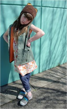 This is Chloe, one of Tea's Stylista finalists.
