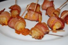 Bacon-wrapped, cheese-filled tater tots - Lifestyle - COLLEGIATETIMES