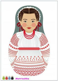 The most popular Russian #Matryoshka Doll is considered as a collectible item that is artistically designed and prepared in different artistic styles.
