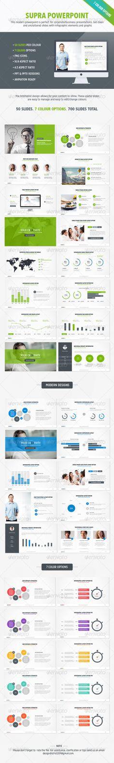 Supra Powerpoint Presentation - Powerpoint Templates Presentation Templates