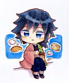 Demon Slayer, Slayer Anime, Twin Star Exorcist, Anime Eyes, Anime Kawaii, Watercolor Drawing, Doodle Art, Cute Art, Neko