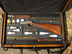 """""""... in a handsome case, for shooting skeet with his uncle, Geoffrey's great-grandfather's handmade Purdey Over & Under shotgun.""""  -- Chapter 1 of EAT WHAT YOU KILL, a novel by Ted Scofield and soon to be a major motion picture!"""