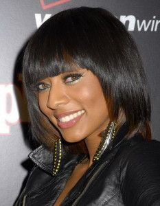 medium hairstyles for black women 2014