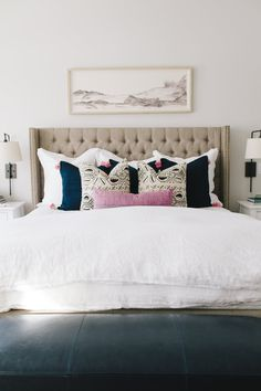 Bedroom Dreams: Mapleton New Build Master Bedroom