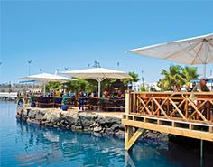 Rubicon Marina, Playa Blanca