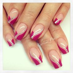Instagram photo by chrissiesnaildesigns #nail #nails #nailart for more findings pls visit www.pinterest.com/escherpescarves/