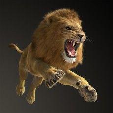 Leão | Gelmi - Estúdio De Arte