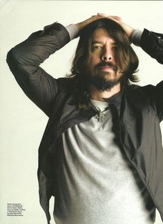 Dave Grohl. Lawd have mercy!!! <3