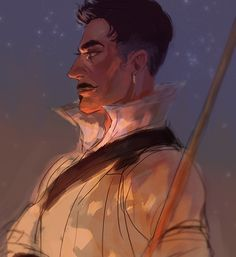 Through the Dragon Age   endrae:   *whispers* goddamn Dorian Pavus have a...