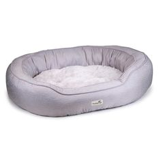 TrustyPup Lazy Loveseat Oval Curling Stitch Quilt Pet Bed for Medium to Large Dogs ** Hurry! Check out this great product (This is an amazon affiliate link. I may earn commission from it)