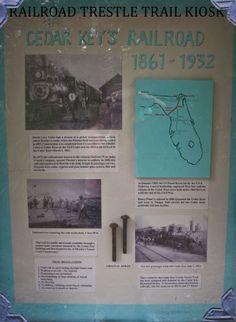 Cedar Key, Florida: A History Cedar Key Florida, Always Learning, Kiosk, History, Historia, History Activities