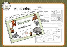 Miniperlen: Säugetiere