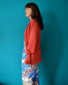 Pdf Sewing Patterns, Knitted Fabric, Knits, Knitting, Collection, Fashion, Moda, Tricot, Fashion Styles